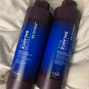 Conditioners JOICO for lightened brown hair.